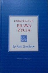 Sir John Templeton • Uniwersalne prawa życia