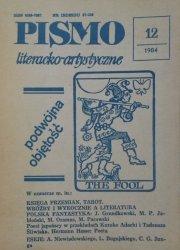 Pismo literacko-artystyczne 12/1984 • Haiku, Hesse, Japonia