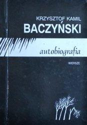 Krzysztof Kamil Baczyński • Autobiografia