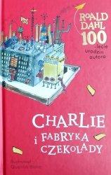 Roald Dahl • Charlie i fabryka czekolady