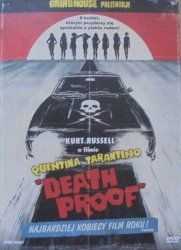 Quentin Tarantino • Grindhouse: Death Proof • DVD