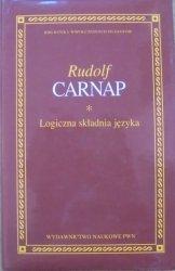 Rudolf Carnap • Logiczna składnia języka