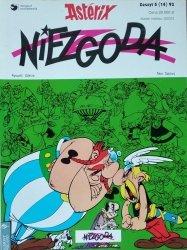 Gościnny, Uderzo • Asterix. Niezgoda. Zeszyt 5/93