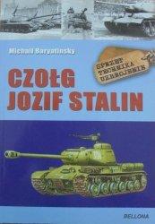 Michaił Baryatinsky • Czołg Jozif Stalin