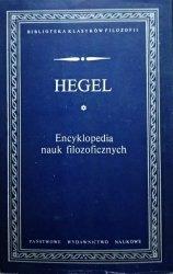 Georg Hegel • Encyklopedia nauk filozoficznych
