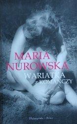 Maria Nurowska • Wariatka z Komańczy