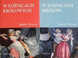 Juliette Benzoni • W łożnicach królowych. W łożnicach królów