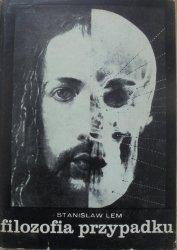 Stanisław Lem • Filozofia przypadku [wydanie 1. 1968]
