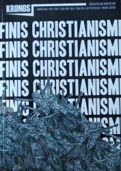 Kronos 4/2013 • Finis christianismi
