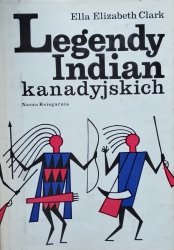 Ella Elizabeth Clark • Legendy Indian kanadyjskich