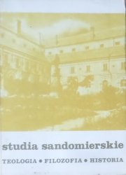 Studia sandomierskie • Tom I. 1980