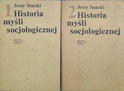Jerzy Szacki • Historia myśli socjologicznej
