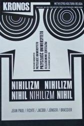 Kronos 1/2011 • Nihilizm