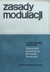 Aleksander Frączkiewicz, Maria Fieldorf • Zasady modulacji
