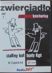 Emir Kusturica • Czarny kot, biały kot • DVD