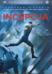Christopher Nolan • Incepcja • DVD
