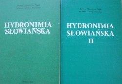 Hydronimia Słowiańska [komplet] • Materiały konferencji, Mogilany 1986