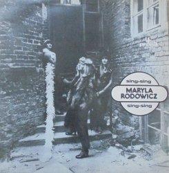 Maryla Rodowicz • Sing-Sing • LP