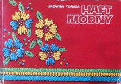 Jadwiga Turska • Haft modny