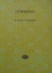 Edward Estlin Cummings • Wybór wierszy [Biblioteka Poetów]