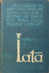 Virginia Woolf • Lata [Jan Miklaszewski]
