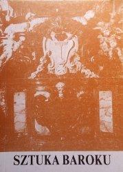 Materiały sesji naukowej, Kraków 1990 • Sztuka baroku