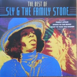 Sly & The Family Stone • The Best of • CD