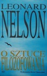 Leonard Nelson • O sztuce filozofowania