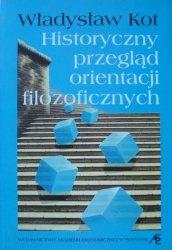 Władysław Kot • Historyczny przegląd orientacji filozoficznych