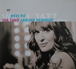 Ida Sand • Meet Me Around Midnight • CD