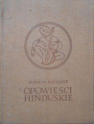 Sudhin N. Ghose • Opowieści hinduskie [Indie, hinduizm]
