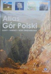 Atlas Gór Polski • Sudety. Karpaty. Góry Świętokrzyskie