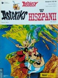 Gościnny, Uderzo • Asterix. Asteriks w Hiszpanii. Zeszyt 6/93