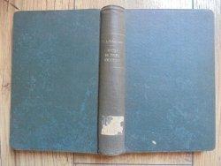 Ks. Antoni Szlagowski • Wstęp ogólny historyczno-krytyczny do Pisma Świętego tom II/III [1908]