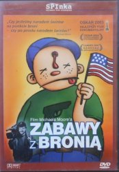 Michael Moore • Zabawy z bronią • DVD