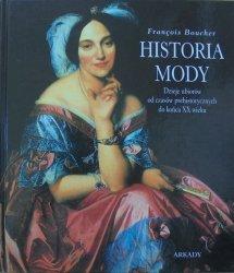 Francois Boucher • Historia mody. Dzieje ubiorów od czasów prehistorycznych do końca XX wieku