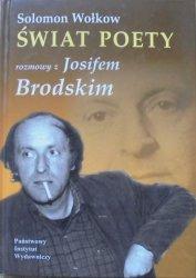 Solomon Wołkow • Świat poety. Rozmowy z Josifem Brodskim
