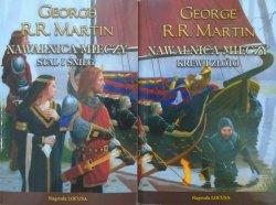 George R.R. Martin • Nawałnica mieczy [komplet]