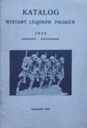 Katalog wystawy Legjonów Polskich 1924 [Legiony, Piłsudski]
