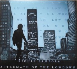 Richie Sambora • Aftermath of the Lowdown • CD