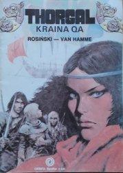 Rosiński, Van Hamme • Thorgal. Kraina QA