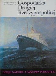 Zbigniew Landau, Jerzy Tomaszewski • Gospodarka Drugiej Rzeczypospolitej [III-63]