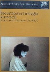 Anna Herzyk, Aneta Borkowska • Neuropsychologia emocji. poglądy, badania, klinika