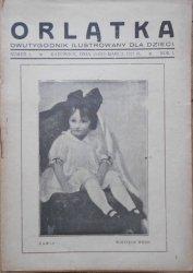 Orlątka. Dwutygodnik ilustrowany dla dzieci • numery 1-7/1927