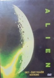 Ridley Scott • Obcy - 8. pasażer Nostromo • DVD