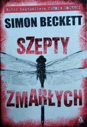 Simon Beckett • Szepty zmarłych