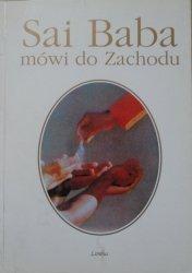 Sai Baba mówi do Zachodu [autograf autora]