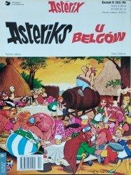 Gościnny, Uderzo • Asterix. Asteriks u Belgów. Zeszyt 2/93
