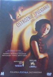 Ang Lee • Ostrożnie, pożądanie • DVD