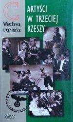 Wiesława Czapińska • Artyści w Trzeciej Rzeszy